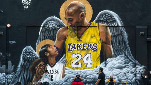 Kobe Bryants presence remains strong legacy growing year on from demise
