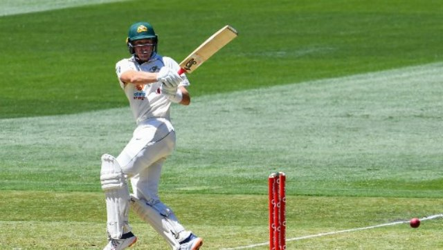Marnus Labuschagne reminded everyone about Smith's staggering Test average and this current series could just be an aberration. AFP