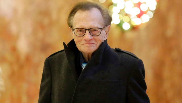 Larry King often misunderstood for his softball approach as celebrity interviewer is a sizeable loss to television