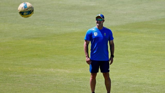 South Africa coach Mark Boucher has hinted there could be some rotation in the pace attack so as to avoid injury risks. AFP