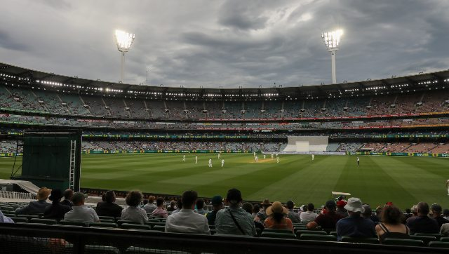 A spectator who attended Boxing Day Test between Australia and India has tested positive for COVID-19. AFP