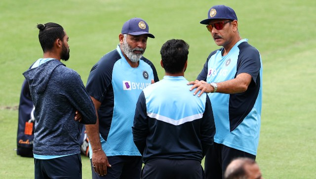 Ravi Shastri has successfully managed to instill unflinching resolve and self-belief into Team India players. AP