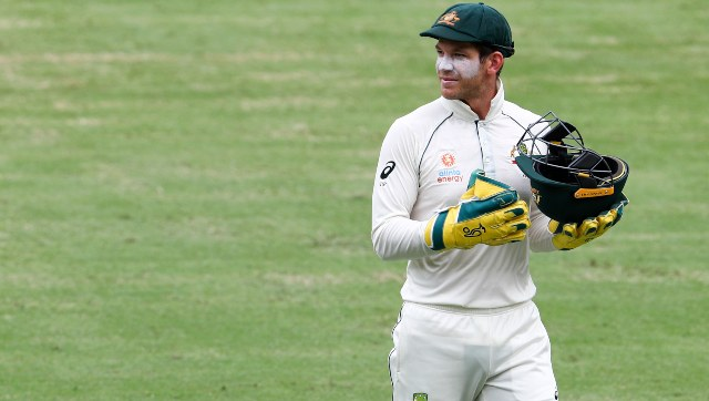 Tim Paine is facing criticism from multiple quarters after Australia lost the Test series to India. AP
