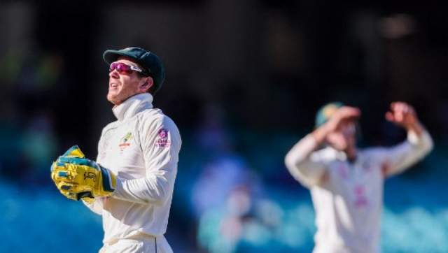"""Tim Paine Paine has since apologised for his behaviour, saying that his leadership wasn't good enough and he ended up """"looking like a fool"""" by sledging Ashwin. AFP"""