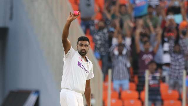 R Ashwin recently became the second fastest bowler to 400 Test wickets in the Third Test at Ahmedabad. Sportzpics