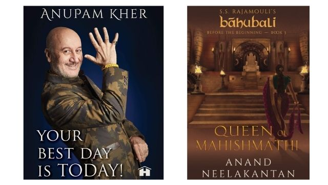 Delhi Literature Festival 2021 Day 3 sessions to watch out for feature Anupam Kher Anand Neelakantan