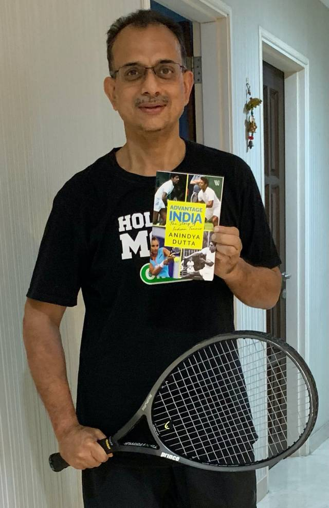 Anindya Dutta interview Author on tracing Indian tennis rich history forgotten legacy of womens game and more in book