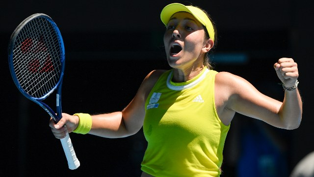 Australian Open 2021 Ash Barty moves into quarters after beating Rogers Rafael Nadal defeats Fognini