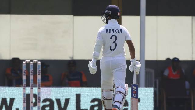 Since November 2016, 19 out of Rahane's 27 dismissals in home Tests have come to spin. From Nathan Lyon to Taijul Islam, from Keshav Maharaj to Roston Chase, from Dilruwan Perera to Steve O'Keefe, from Rashid Khan to Zafar Ansari – visiting spinners, of varying type and pedigree, have had the wood over India's number five. Sportzpics