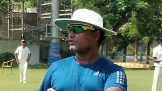 File image of Ramesh Powar. Twitter/ @imrameshpowar