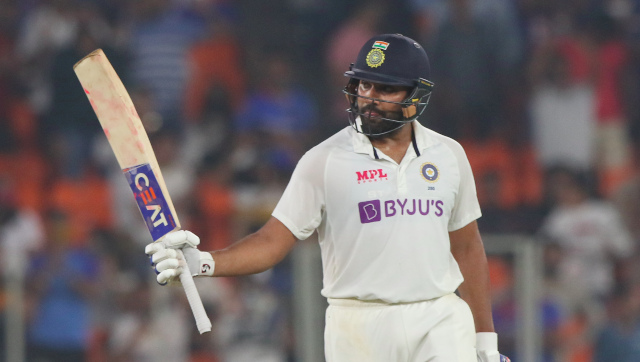 Rohit Sharma emerged the standout batsman in the third Test with scores of 66 and 25 not out. Sportzpics