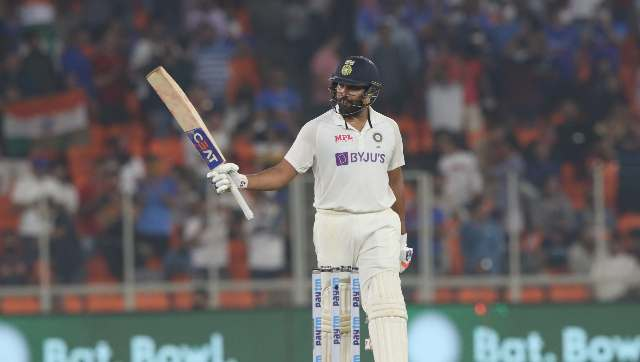 Rohit top-scored in the first innings with 66 and remained unbeaten on 25 in the second to move ahead of compatriot Cheteshwar Pujara among others. Sportzpics