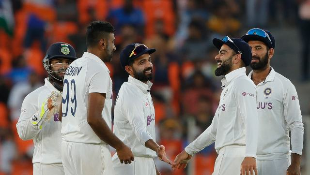 """""""The mentality of this India now is like Australia in the 90s: get a team by the throat and win, win, win,"""" Gough told the PA news agency. Sportzpics"""