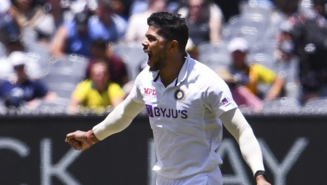 Umesh Yadav was out of the India squad due to a calf injury. AFP