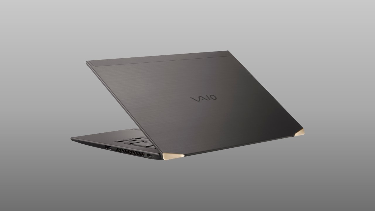 Vaio Z with 11thGen Intel core processor carbon fibre build 65 W fast charging launched