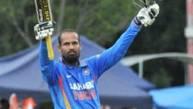 All-rounder Yusuf Pathan made 57 appearances for India in ODIs in addition to 22 T20Is. AFP