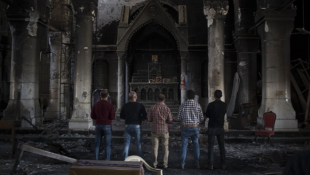 From Saddams ouster to brutal Islamic State campaign a timeline of disaster and displacement for Iraqi Christians