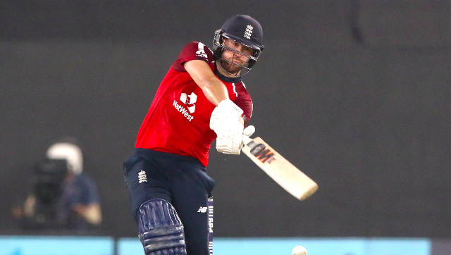 England's Dawid Malan is currently the No 1 batsman in the T20I format. Sportzpics