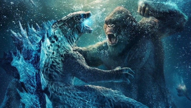 Godzilla vs Kong movie review Not the king of monster movies but a royal rumble nonetheless