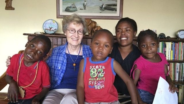 Janice McLaughlin the nun who exposed human rights abuses in Rhodesia dies at 79