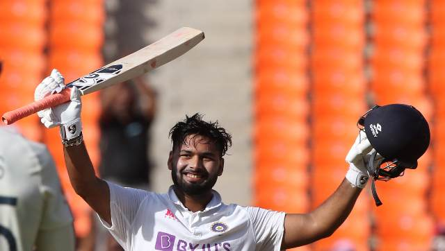 Speaking highly of Pant, Shastri said the stumper's hard work is now showing results. Sportzpics