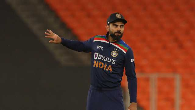 Virat Kohli, who pulled India out of trouble with a 46-ball knock, said it was tough facing the new ball, especially with pacer Mark Wood hitting the 90 plus miles per hour. Sportzpics