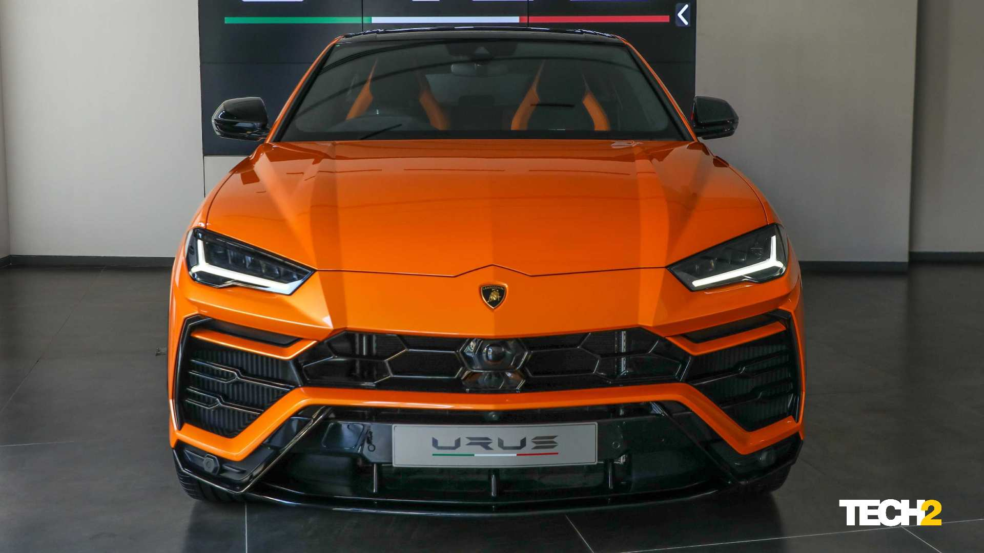 A majority of Urus buyers in India have shown preference for brighter colours, according to the company. Image: Lamborghini