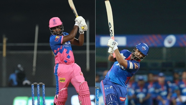 Sanju Samson, captain of Rajasthan Royals and Rishabh Pant, captain of Delhi Capitals. Sportzpics
