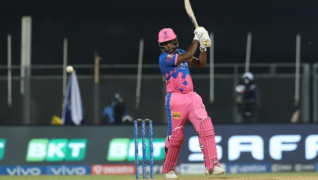Skipper Sanju Samson's brilliant ton (119 off 63 balls) went in vain as Rajasthan Royals suffered a four-run defeat in a thrilling contest against Punjab Kings. Notably, Samson became the first player to score a century on captaincy debut in IPL history. Sportzpics