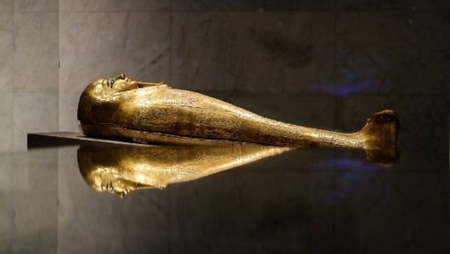 Mummies of 22 Egyptian pharaohs moved to a new museum in Cairo in a spectacular Golden Parade