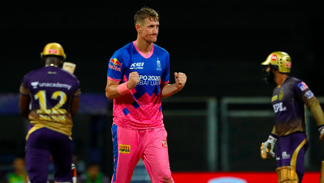 South African all-rounder Chris Morris was adjudged the Player of the Match for his haul of 4/23 that helped restrict KKR to a modest 133/9. Sportzpics