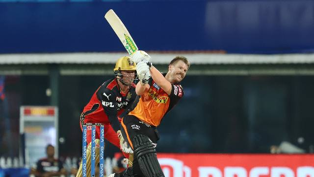 David Warner has struggled with the bat this IPL season and has been dropped not just as captain but from the playing XI. Sportzpics