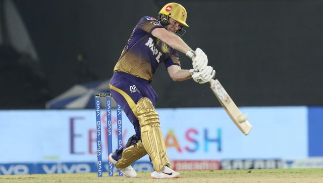 11 English players including Eoin Morgan were part of suspended IPL 2021. Image: Sportzpics