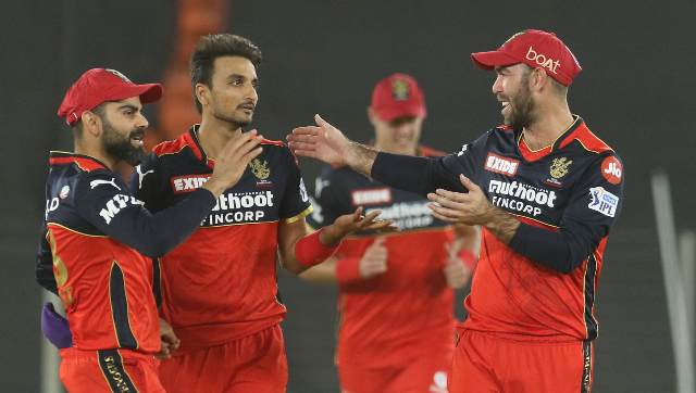 File image of RCB players. Sportzpics