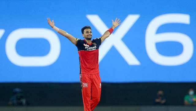 Harshal's five for 27 was the reason RCB were able to restrict MI to 159 for nine in the IPL opener, which is something that even losing captain Rohit Shama admitted. IPL Media