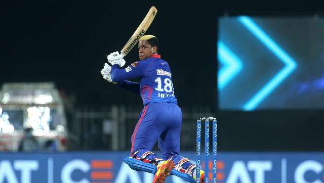 IPL 2021 photos Amit Mishra Shikhar Dhawan stand out for DC as Rishabh Pant and Co rout MI