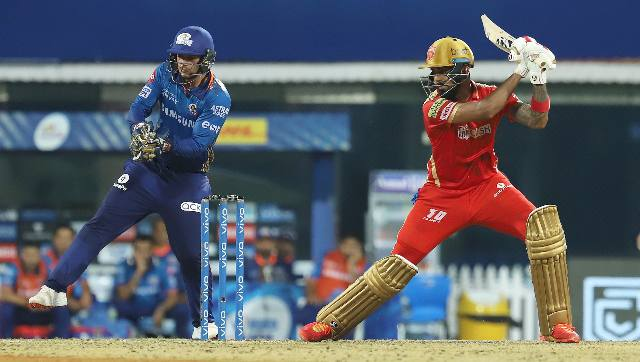 KL Rahul began by hitting Krunal Pandya for a couple of boundaries and played the anchor's role to perfection. Gayle's knock, comprising five fours and two sixes, was equally important in the context of the run chase. Sportzpics