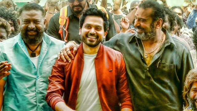 Karthi on his mass entertainer Sulthan Mani Ratnams Ponniyin Selvan and how he preps for each role