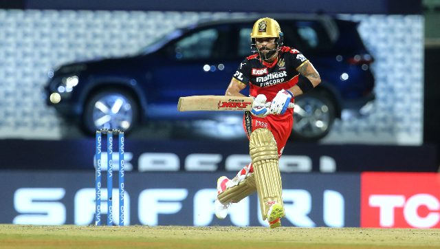 """""""Kohli admitted to the Level 1 offence 2.2 of the IPL's Code of Conduct. For Level 1 breaches of the Code of Conduct, the Match Referee's decision is final and binding,"""" said the IPL in a statement. Sportzpics"""
