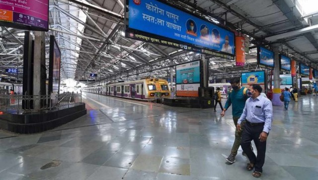 COVID19 update Streets markets deserted as first weekend lockdown comes into force in Maharashtra