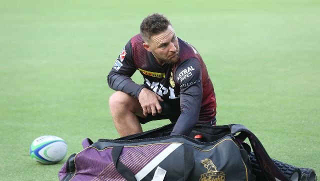 What has irritated McCullum is that on slow surfaces, powerplay overs become way more important as it becomes harder to up the ante during middle and back-end overs. Sportzpics