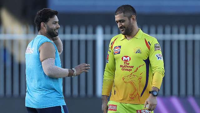 """""""My first match as captain will be against Mahi bhai (MS Dhoni). It will be a good experience for me as I have learned a lot from him. I'll apply my own experience and learning from him,"""" Pant had said recently. IPL Media"""