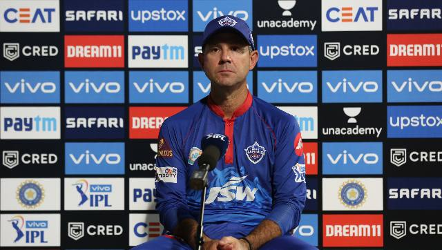 Ricky Ponting said dew was a factor in the second innings as bowlers found it difficult to grip the ball. Sportzpics