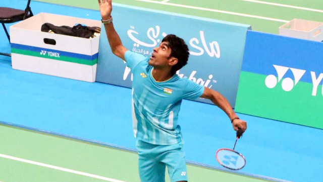 Pramod Bhagat wins mens singles and doubles gold in Dubai Para Badminton as India finish on top of medal table