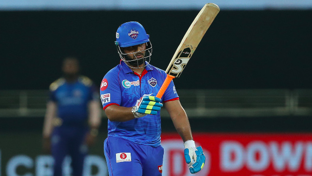 Rishabh Pant has been appointed Delhi Capitals captain with Shreyas Iyer ruled out for the entire season. Sportzpics