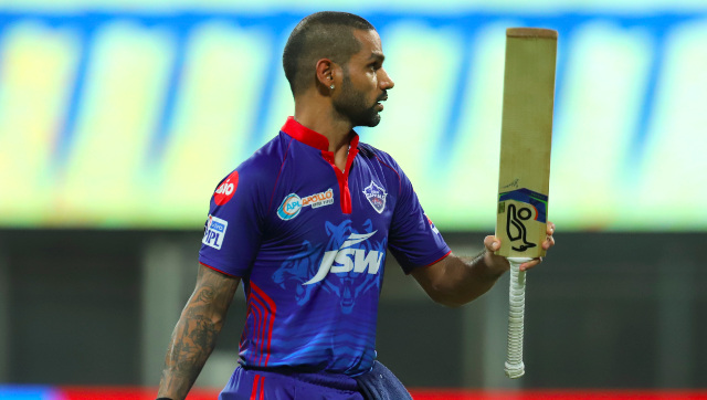 Shikhar Dhawan was adjudged the Player of the Match for his 54-ball 85 aside from three catches during the CSK innings. Sportzpics