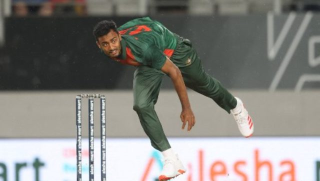 Shoriful, a member of Bangladesh's Under-19 World Cup-winning squad, made his limited-overs debut during the recent tour in New Zealand but has yet to play any Test. AFP
