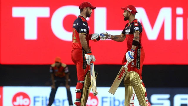 RCB would want skipper Virat Kohli to be more aggressive at the top of the innings. Image: Twitter/@imVkohli