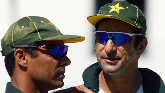 File image of Wasim Akram and Waqar Younis. Reuters