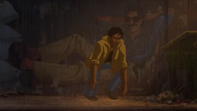 How a sense of place and the passage of time is created in two gentle films Bombay Rose and Ottaal
